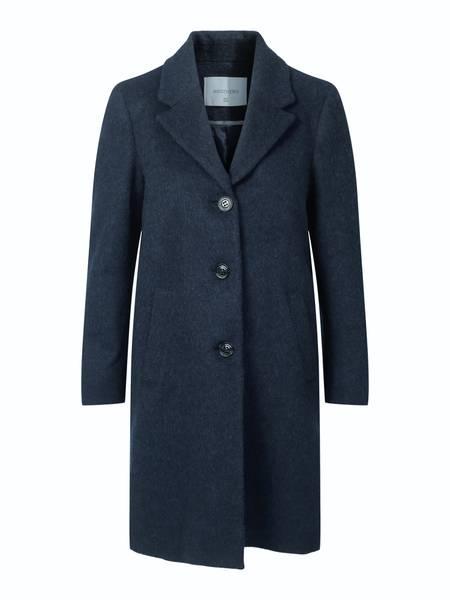 Bilde av RICCOVERO - Barbro Coat Blue
