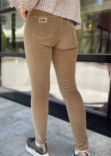 Bilde av LOIS - Celia Cropped Pants 32