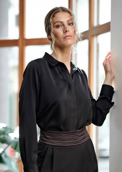Bilde av RICCOVERO - Noir Shirt Black