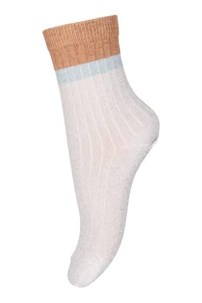 Bilde av MP - Noma Glitter Socks Lys